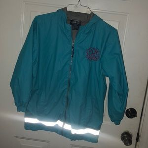 Other - Monogrammed Rain Jacket Youth aRg